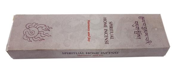 Kadzidła spiritual home harmonia i radość