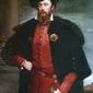 jan kanty działyński - portret -   leon kapliński ; obraz - reprodukcja