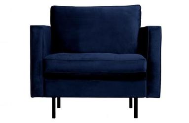 Be pure klasyczny fotel rodeo ciemnoniebieski 800888-178