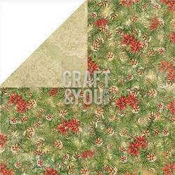 Papier ozdobny 30,5x30,5 Christmas Story - 04 - 04