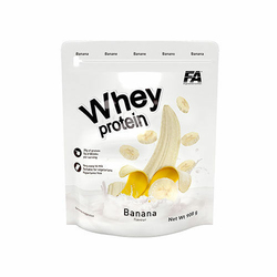 FITNESS AUTHORITY Whey Protein - 908g - Toffiee Caramel
