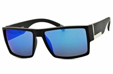 Okulary lustro nerdy przeciwsłoneczne uv400 - std-11