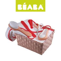 Beaba Zestaw kąpielowy z akcesoriami nudecoral