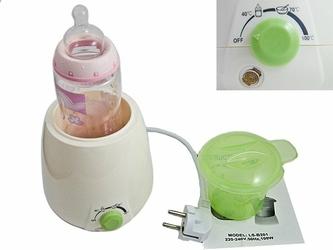 Podgrzewacz do butelek dla niemowląt