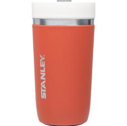Kubek termiczny 0,47 Litra Stanley GO Ceramivac pomarańczowy 10-03110-011