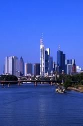 Frankfurt - fototapeta