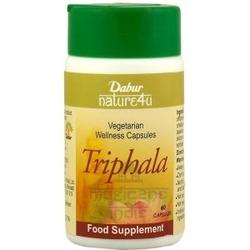 Triphala dabur 60 kapsułek suplement diety