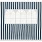 Ścianka z oknem 2 szt. do pawilonu 3x3, 298190 cm, niebiesko-biała