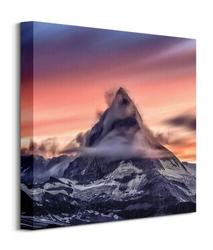 Matterhorn - obraz na płótnie