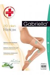 Rajstopy gabriella relax medica 20 den