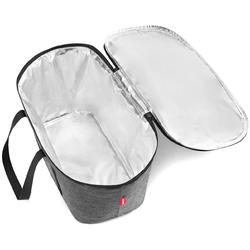 Torba termiczna na zakupy reisenthel coolerbag twist silver ruh7052