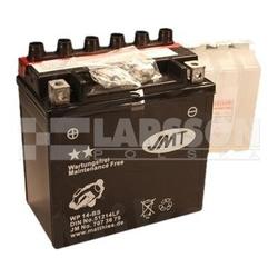 Akumulator bezobsługowy jmt ytx14-bs wp14-b 1100210 piaggiovespa gts 300, bmw k 1300