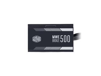 Cooler master zasilacz mwe 500w v2 80+ bronze