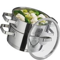 Garnek do gotowania na parze san remo kuchenprofi ku-2390022820