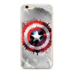 ERT Etui Marvel Kapitan Ameryka 019 Samsung G975 S10 Plus szary MPCCAPAM7005