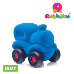Rubbabu lokomotywa sensoryczna niebieska duża