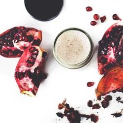 Mydłostacja - peel-maseczka z pestkami granatu owocowe podróże 60 ml