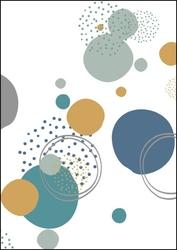 Kosmos i - plakat wymiar do wyboru: 42x59,4 cm