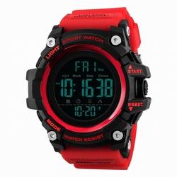 Zegarek SPORTOWY SKMEI 1384 S-SHOCK red - RED