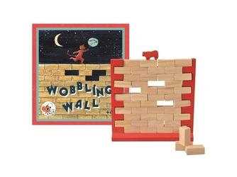 CHWIEJNY MUR drewniana gra zręcznościowa