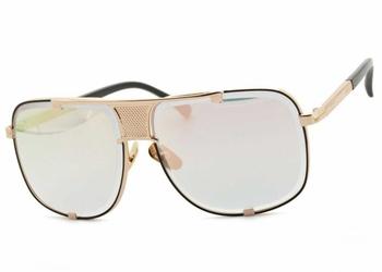 Okulary przeciwsłoneczne damskie lustrzane pilotki aviator std-40