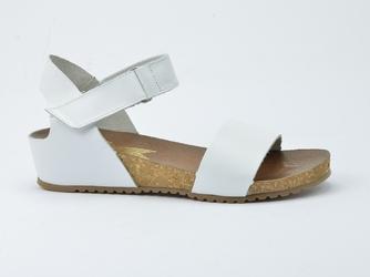 Sandały lemar 40143 bf. biały