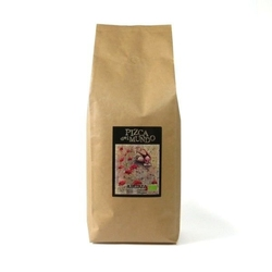 Pizca del mundo   abijata espresso kawa ziarnista 1000g   organic - fair trade