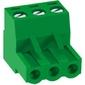 Listwa mc100-508-02 - 2 pin, raster 5.08mm, wysokość 15mm - 10szt