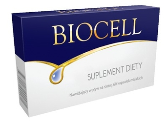 Biocell 6,3mg x 60 kapsułek
