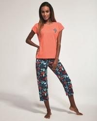 Cornette 665173 cactus piżama damska