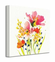 Summer Bouquet - Obraz na płótnie