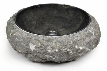 Umywalka marmurowa okrągła kamienna