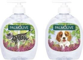 Palmolive, pets, mydło do rąk w płynie z dozownikiem, 300 ml