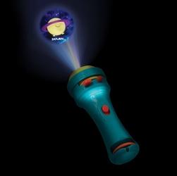 B.toys Light Me to the Moon – projektor-latarka z dwoma nakładkami do wyświetlania planety