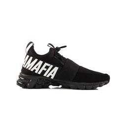Buty treningowe damskie labellamafia sneakers black - czarny