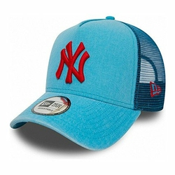Czapka New Era MLB New York Yankees Clean A Frame Trucker - 12040173