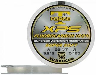 TRABUCCO PS FLUOROCARBON SUPER SOFT 25m 0,26mm
