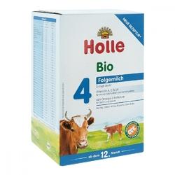 Holle bio mleko dla dzieci 4