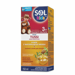 SOLKIDS Tussi syrop 150ml