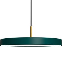 Lampa wisząca Asteria ciemna zieleń UMAGE Vita Copenhagen 02153