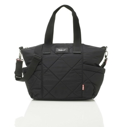 Torba do wózka babymel evie - quilted black