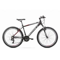 Rower górski romet rambler r6.1 26 2020, kolor czarny, rozmiar 14