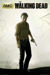 The Walking Dead Rick Grimes - plakat