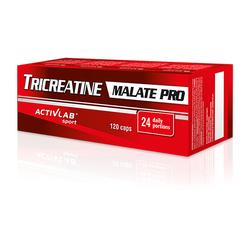 ACTIVLAB Tri Creatine Malate Pro - 120caps