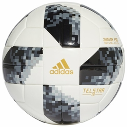 adidas Piłka Nożna Mistrzostw Świata FIFA Junior 290 TELSTAR 18 CE8147