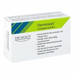 Dermowas compact mydło w kostce