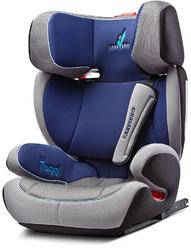 Caretero Huggi Niebieski Fotelik Samochodowy 15-36kg Isofix + Organizer