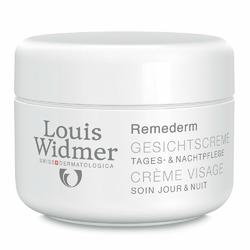 Louis Widmer Remederm krem do twarzy nieperfumowany
