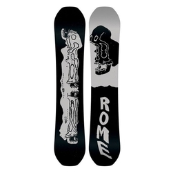 Deska snowboardowa rome artifact rocker 2019
