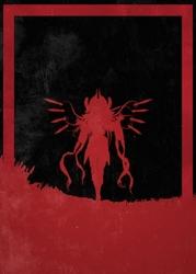 League of legends - irelia - plakat wymiar do wyboru: 29,7x42 cm